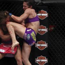 cat alpha zingano mma stats pictures news videos cat zingano referee made right call to stop miesha tate fight