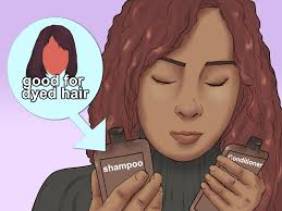 Best Temporary Hair Color For Dark Hair How To Dye African American Hair With Pictures Wikihow