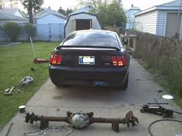 2013 mustang rear axle 7 5 to 8 8 rear end actually done ford mustang forum