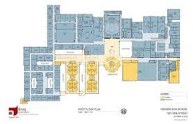 high school project hudson schools high school project hudson schools hs first floor plan arafen