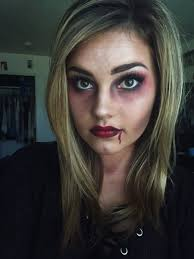 Halloween Makeup Me by Paiton Gardner On Twitter