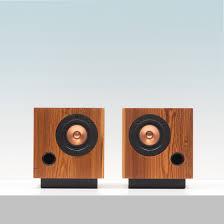 Speaker Designer Fern U0026 Roby Cube Speakers Design Milk