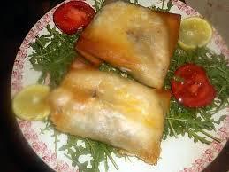 cuisiner des feuilles de brick recette de darne de saumon en feuille de brick
