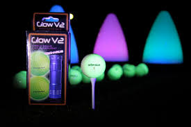 glow balls glow golf balls