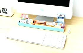 Desk Organization Ideas Desk Organizer Bethebridge Co