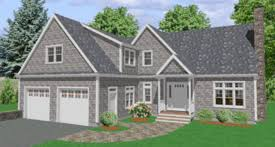 side split house plans country house plans traditional country house plans small