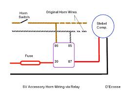 distribution block wiring with stebel suzuki sv650 forum sv650