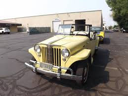 jeep jeepster interior 1949 willys jeepster for sale 2022532 hemmings motor news
