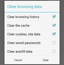 clear cookies android how to clear your browsing data in chrome android central