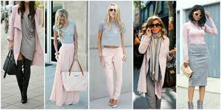 pink colour combination dresses 10 perfect clothing colour combinations for 2018 the trend spotter