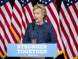 four in 10 donald trump supporters think hillary clinton u0027is an