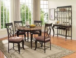 Solid Wood Dining Room Sets Round Dining Table Sets Round Dining Room Table In Old Style