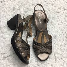 Naturalizer Heels Comfortable 64 Off Naturalizer Shoes Naturalizer N5 Comfort Sandals 10w New