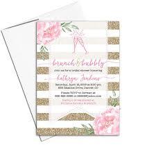 engagement brunch invitations bridal shower invitations