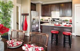 Dark Cabinets Light Countertops Small Kitchens With Dark Cabinets Design Ideas Designing Idea