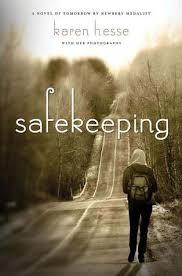 TLT  Teen Librarian     s Toolbox  Book Review  Safekeeping by Karen Hesse