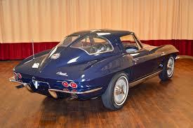 1963 corvette fuelie for sale 1963 chevrolet corvette split window fuelie for sale on bat