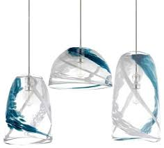 aqua glass pendant light awesome modern pendant light glass pendant lights fab within blue