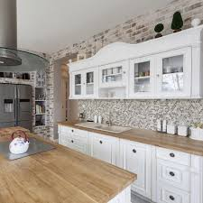 brown kitchen cabinets backsplash ideas 20 kitchen backsplash ideas for white cabinets