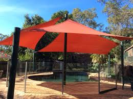 carports outdoor sail shade triangle custom shade cloth custom
