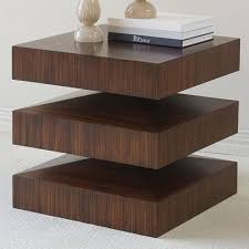 contemporary side tables for living room coffee tables designs treaktreefurnitures