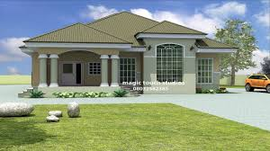 5 bedroom bungalow house plan in nigeria homes zone