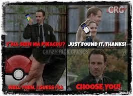 Walking Dead Memes Season 1 - the walking dead memes power up with pokémon go