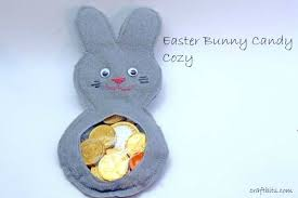 easter bunny candy easter bunny candy cozy easter crafts craftbits