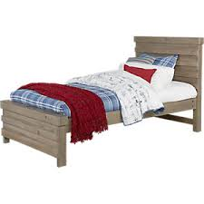 montana driftwood 5 pc twin panel bedroom teen bedroom sets