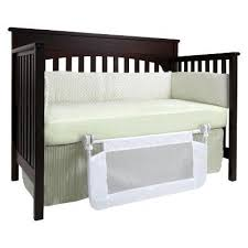 Bed Rail For Convertible Crib Dex Products Convertible Crib Bed Rail 33 X 16 White Bed