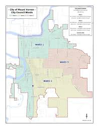 Illinois Cities Map by Mount Vernon Wa Official Website City Council