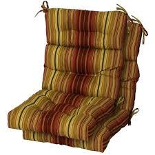 High Back Patio Chair Cushion Cheap High Back Patio Chair Cushions Innovative Patio Furniture