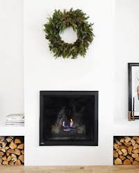 Simple Fireplace Designs thefauxhouse at christmas thefauxmartha happy christmas