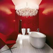 passionate minimalist red bathroom ideas and designs nove home