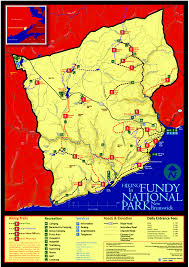 Baxter State Park Map by Maps Downeast Hiker