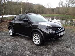 nissan juke grey interior used nissan juke suv 1 5 dci tekna 5dr in stockport cheshire