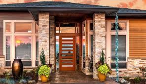 Front Exterior Door Contemporary Exterior Doors Modern Front Doors Doors