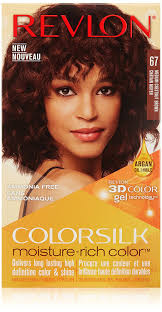 amazon com revlon colorsilk moisture rich hair color 67 medium