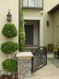 curb appeal tips for mediterraneanstyle homes landscaping ideas