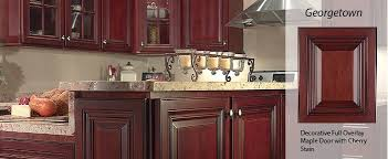 Quality Kitchen Cabinets By JSI Cabinetry - Georgetown kitchen cabinets