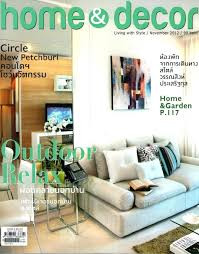 home decorating magazine subscriptions home decoration magazine home decor magazines and magazine cover