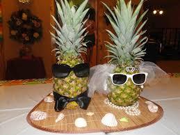 hawaiian themed wedding hawaiian theme island details can provide the vases burlap sea