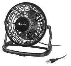 mini ventilateur de bureau connexion usb diamètre 9 6 cm