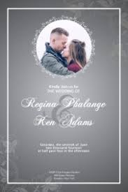 Wedding Poster Template Romantic Poster Templates Postermywall