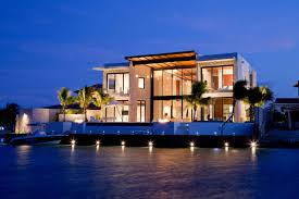 Modern Glamour Home Design Glamour Modern Design Of The Luxury Architecture Building That Has