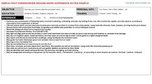 assistant controller resume samples stunning farm worker resume sample images resume samples
