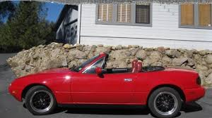 classic mazda 1990 mazda mx 5 miata for sale near groveland california 95321