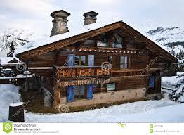 ski chalet house plans house plan swiss alpine chalet royalty free stock photo image