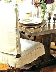 how to make a dinner table dinner table chair covers cad75 com