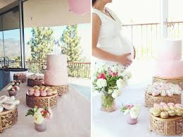 Baby Shower Supplies Store In Los Angeles Le Shoppe Oh Baby Pink Ombre Buttercream Cake Atelier Christine